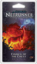 Android: Netrunner - Council of the Crest (Kitara Cycle #3)