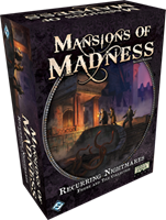 Mansions of Madness: Second Edition - Recurring Nightmares Figure and Tile Collection (RESTOCK PREORDER - ETA, 13th SEPT)