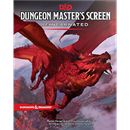 D&D Dungeon Master's Screen Reincarnated (5th Edition)