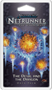 Android: Netrunner - The Devil and the Dragon (Kitara Cycle #4)