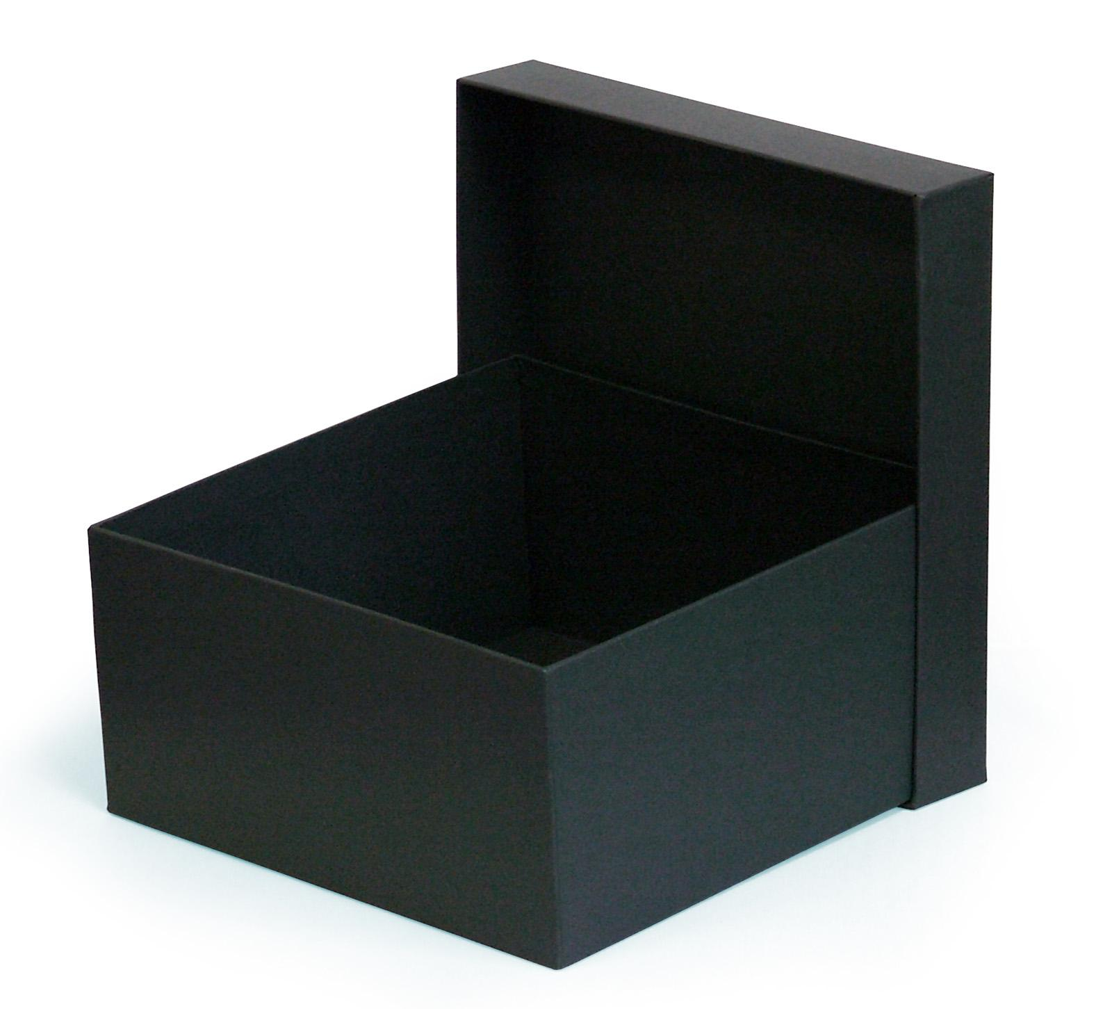 black matt box ...