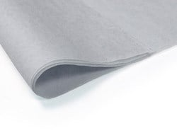 Recycled Grey Tissue Paper 480 sheets - (S)