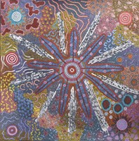 Michelle Possum Nungurrayi / Women's Dreaming