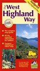 WEST HIGHLAND WAY (FOOTRINT MAP / GUIDE)