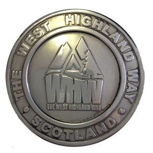 The Official West Highland Way Medal