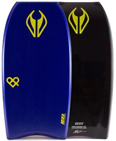 NMD BODYBOARDS Ben Player ISS Polypro Core - 2015/16 Model