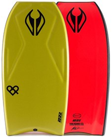 NMD BODYBOARDS Ben Player ISS Pro Ride Polypro Core - 2015/16 Model