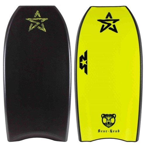 "STEALTH BODYBOARDS Jake Stone ""Bear Head"" Zero NRG+ Core - 2017/18 Model"
