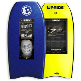 PRIDE BODYBOARDS Lewy Finnegan Findog NRG+ Core - 2015/16 Model