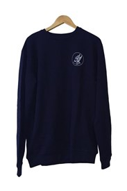 ZION WETSUITS Circle Pyramid Crew Neck - Navy