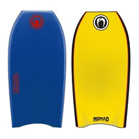 NOMAD BODYBOARDS  Nemesis PE Core - 2017/18 Model