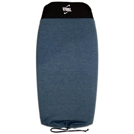 Gyroll Stretch Board Sock - Steel Blue