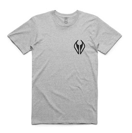 NMD Bodyboards Logo T Shirt - Grey