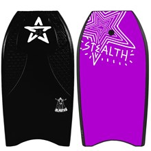fb7937a0274d STEALTH BODYBOARDS Blaster EPS Core - 2017 18 Model - Comes with Free Bicep  Leash