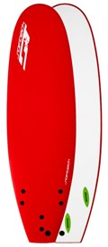 SOFTECH HANDSHAPED SOFT SURFBOARD - 6'0