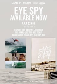 Eye Spy Bodyboard DVD by Glen Sullivan