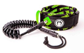 NOMAD LARGE BICEP LEASH - Lime