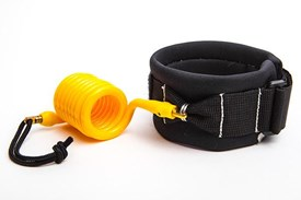 LIMITED EDITION Sylock Large Bicep Leash - Yellow