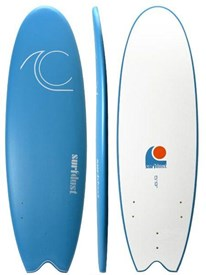 SURFDUST SOFT SURFBOARD - Primo 5'9 Fat Fish