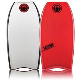 NOMAD BODYBOARDS Faction D12 Polypro Core  - 2016/17 Model