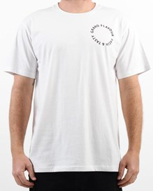 GRAND FLAVOUR Fresh & Tasty T Shirt - White