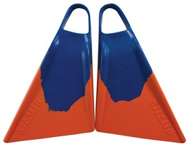 STEALTH S2 FINS - Blue/ Orange