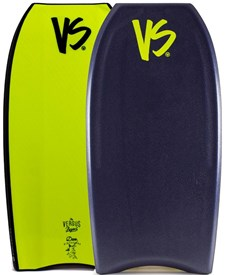 VS BODYBOARDS Dave Winchester PFS-3 Polypro Core Bodyboard - 2017/18 Model