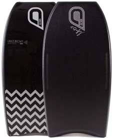 QCD BODYBOARDS Chuck Brown (Chev) Kinetic Polypro Core - 2016/17 Model