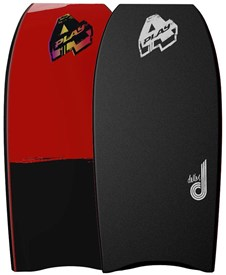 4PLAY BODYBOARDS Dallas Singer Tech Polypro Core - 2016/17 Model