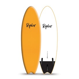 RYDER SOFT SURFBOARD - Fish Series 6'6