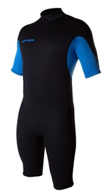 ATTICA WETSUITS DELTA 2/2mm SPRINGSUIT BLACK/BLUE - 2013/14 Summer