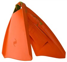 POD Fins PF3 Evo - Orange/ Lime