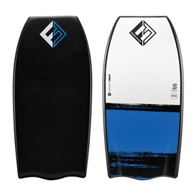 FUNKSHEN BODYBOARDS Nitro Platinum Bat Tail Skintec Polypro Core - 2017/18 Model