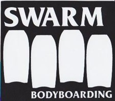 Swarm Boards Sticker