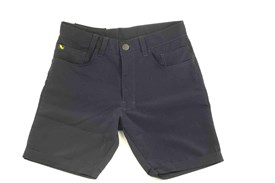 GRAND FLAVOUR Skool Sux Walkshorts - Navy