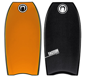 NOMAD BODYBOARDS Faction Limited Polypro Core  - 2016/17 Model