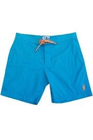 I AM NONE Dolphin Hugger Stretch Boardshorts