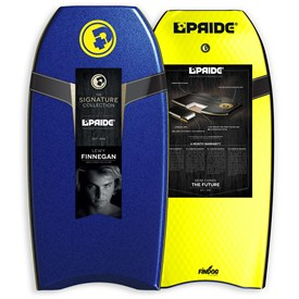 PRIDE BODYBOARDS Lewy Finnegan NRG+ Core - 2014/15 Model
