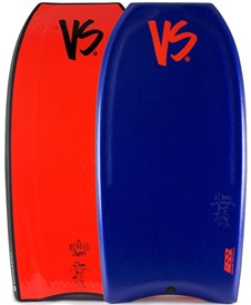 VS BODYBOARDS Dave Winchester ISS Pro Ride Polypro Core Bodyboard - 2016/17 Model