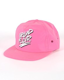 GRAND FLAVOUR Miami Vice Volley Hat - Pink