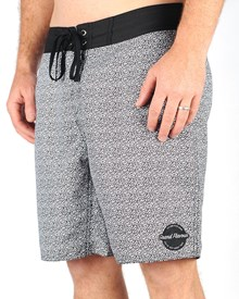 GRAND FLAVOUR Eyesaw Shorts - Black