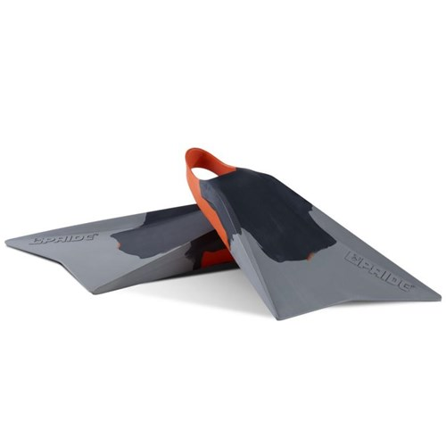VULCAN V2 FINS - Dark Grey/ Orange/ Light Grey