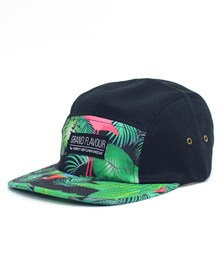 GRAND FLAVOUR Jungle 5 Panel Hat