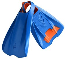 POD Fins PF2 Blue / Orange