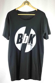 Bodyboard King BBK T Shirt  - Black