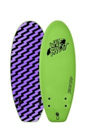 CATCH SURF Wave Bandit - Shred Sled Mini Twin Fin 48