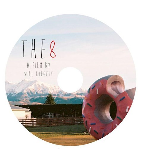 THE 8 - DVD by Will Hodgett