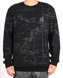 GRAND FLAVOUR Flying Solo Crew Neck Jumper