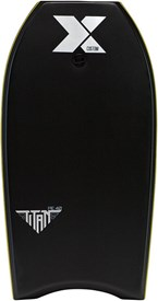 CUSTOM X Bodyboards Titan PE Core Bodyboard - 2014/15 Model