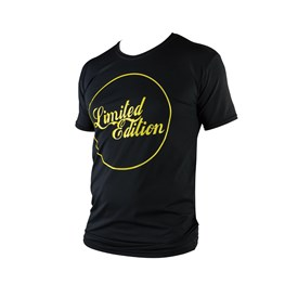 LIMITED EDITION Surf T Shirt - Black/ Yellow
